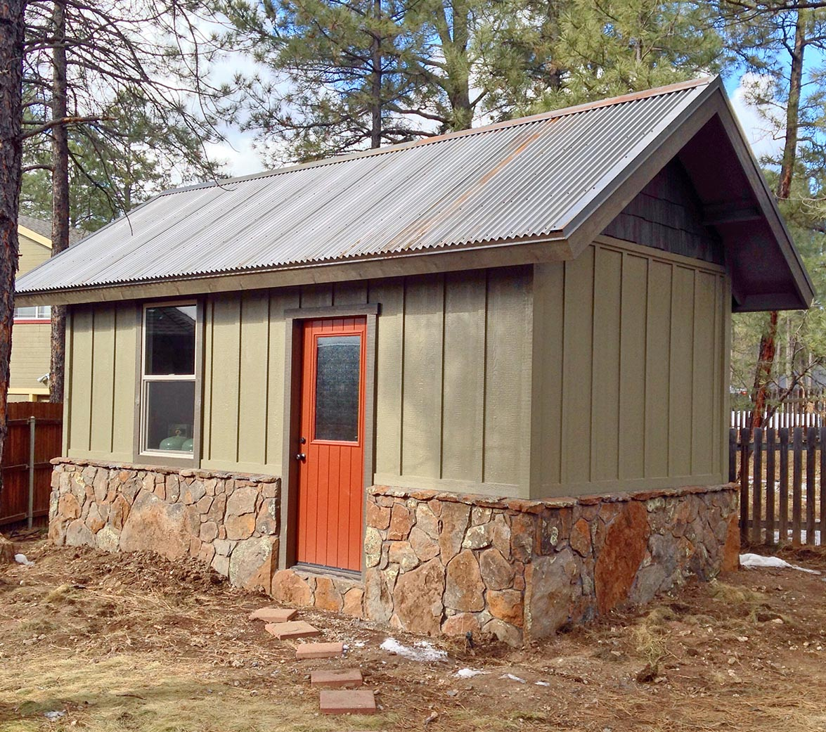Flagstaff Custom Home Builder